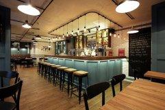 A generic 'craft bar'